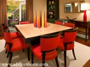red dining room table and chairs marceladick com