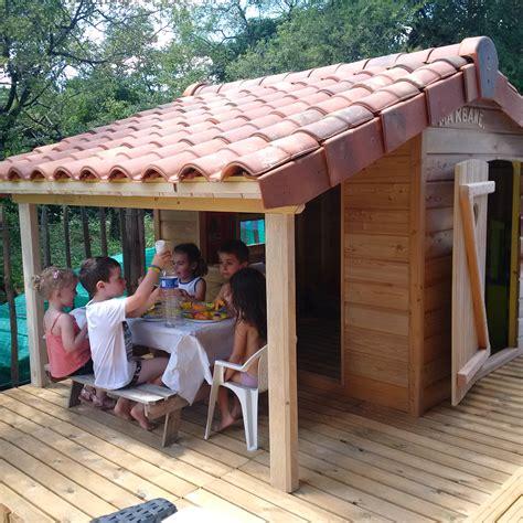 Fabriquer Une Cabane En Bois Pour Enfant by Construire Une Maison Pour Enfant Fe05 Jornalagora