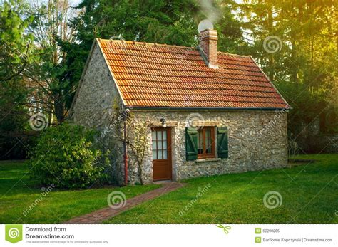 Pictures Of Beautiful Gardens For Small Homes by Belle Petite Maison Photo Stock Image 52288285