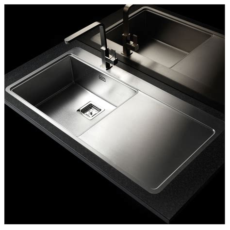 Reginox Kitchen Sinks by Reginox Nevada 50 Single Bowl Kitchen Sink Sinks Taps