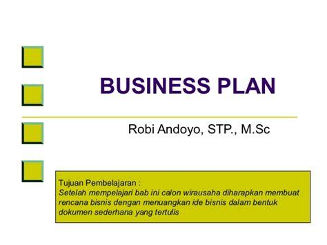 cara membuat business plan ppt business plan