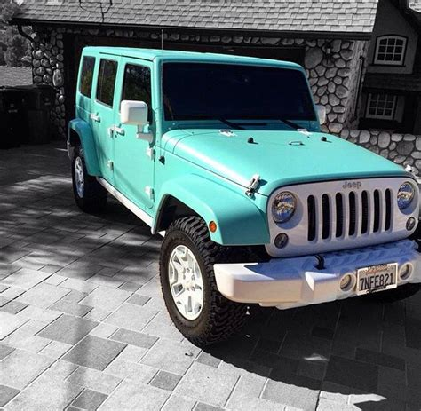 tiffany blue jeep accessories 269 best images about motorskills on pinterest cars