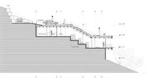 Steep Site House Plans house on a steep hill green living roof plan b arquitectos giancarlo