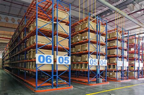 Vna Pallet Racking System by Vna Pallet Racking Rack Systems Inc