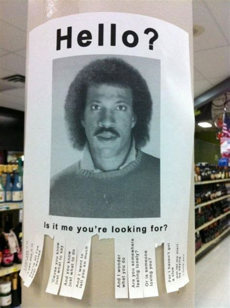 Lionel Richie Meme - famous memes spotted irl 24 photos thechive