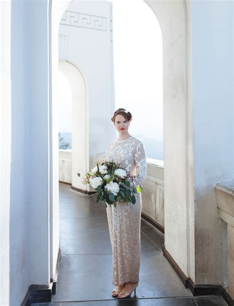 early morning griffith park observatory elopement adam green wedding shoes