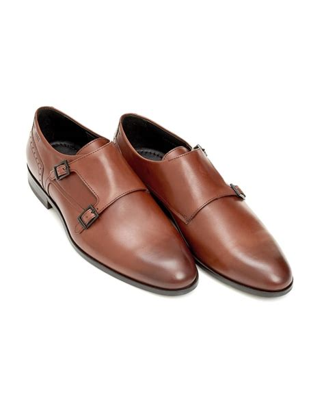 hugo shoes hugo hugo c molemo ltbu mens monk shoe