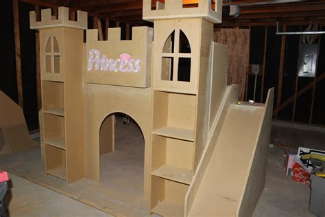 castle bed plans kura on pinterest castle bed loft beds and princess castle