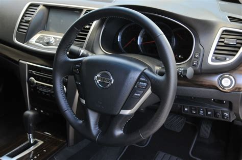 nissan teana 2013 interior 2013 nissan teana launched now with blind spot warning