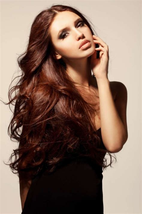 1000 ideas about chestnut hair colors on