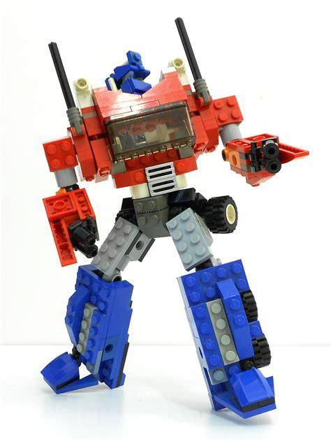 Transformer Optimus Prime Lego alanyuppie s lego transformers neo optimus prime lego