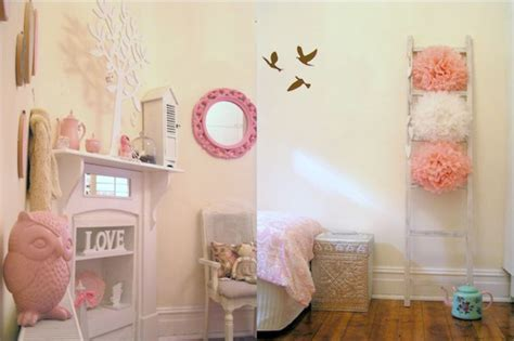 shabby chic girl bedroom ideas girl s shabby chic bedroom design inspiration kidsomania