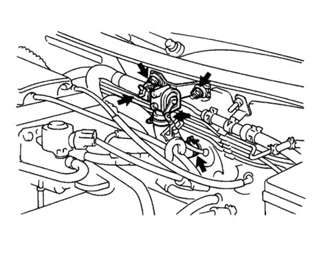 auto manual repair 2009 lexus ls electronic valve timing repair guides heater water control valve removal installation autozone com