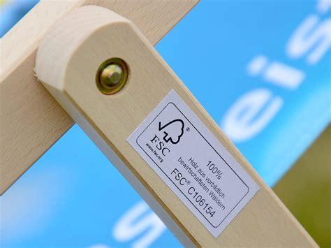 Holz Postkarten Drucken Lassen by G 252 Nstig Liegestuhl Mit Motivdruck Drucken