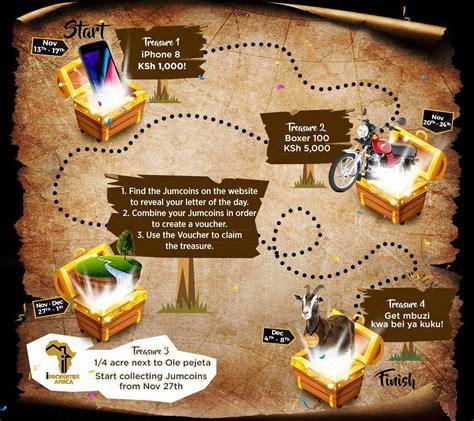 Treasure Hunt black friday treasure hunt jumia kenya