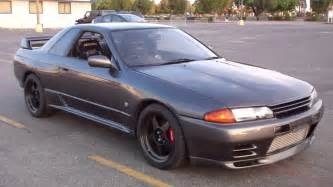 1990 Nissan Skyline R32 1990 Nissan Skyline Viii R32 Pictures Information And