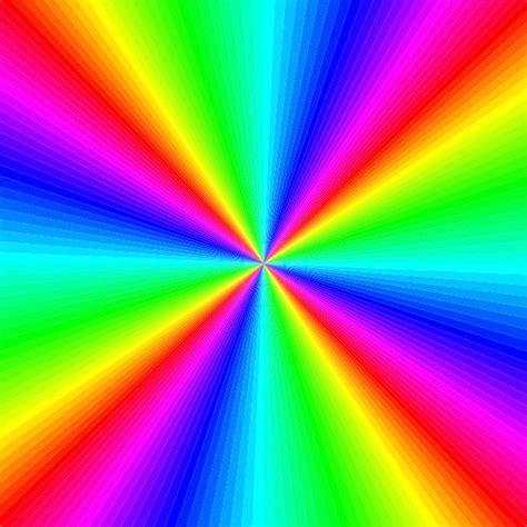 color image online image detail for rainbow color square clip art vector