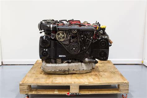 impreza wrx sti version  ej engine ej