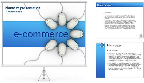 e commerce ppt templates e commerce powerpoint template backgrounds id 0000000785