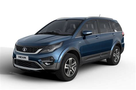 car price tata hexa launched in india prices specs pics mileage