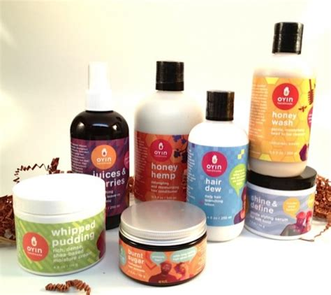 Oyin Handmade Juices And Berries - 12 black owned brands you should
