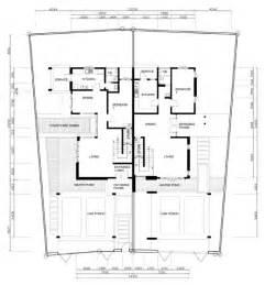 Floor Plans For Semi Detached Houses Semi Detached House Plans 171 Floor Plans