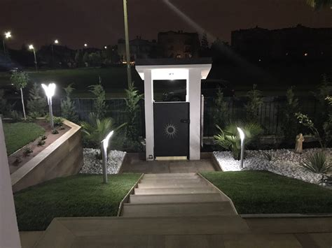 designer illuminazione illuminazione giardino a led da esterno di design