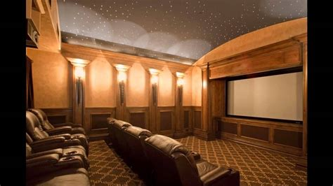 home theater wall lights ideas youtube