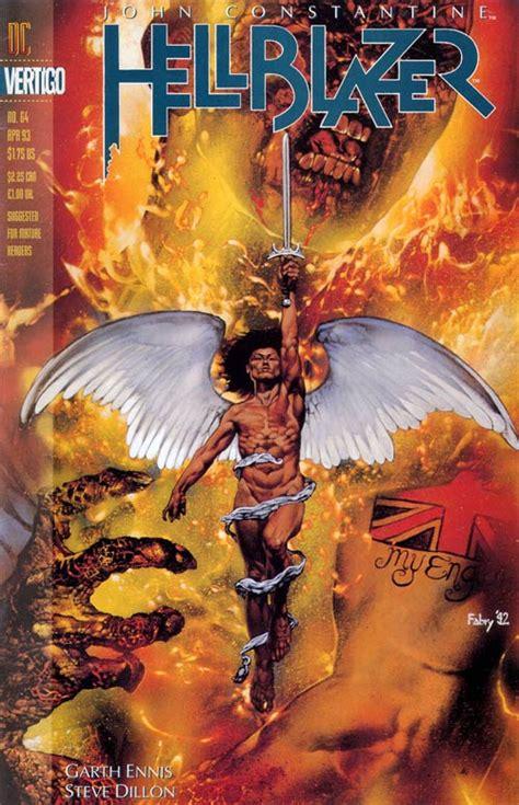 hellblazer vol 1 64 dc comics database