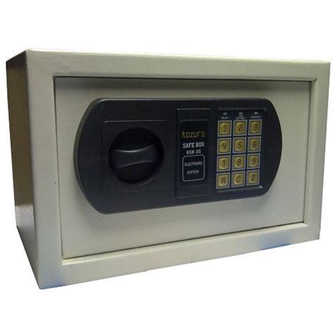 Brankas Kozure Ksb 20 Safe Box Murah jual kozure safe box ksb 20 beige murah bhinneka