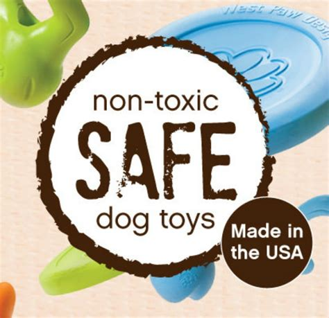 safe puppy toys zogoflex air wox from west paw provides hours of play miss molly says