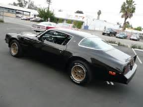 Pontiac Firebird 1978 Trans Am 1978 Pontiac Firebird Trans Am Coupe 80983
