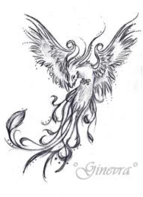 tattoo phoenix sketch phoenix tattoo sketch tattoos pinterest phoenix