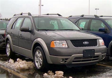 2006 Ford Freestyle by Ford Freestyle Wikiwand