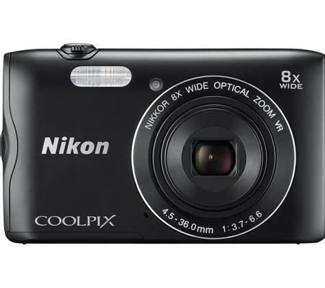 nikon coolpix a digital buy nikon coolpix a300 compact black free