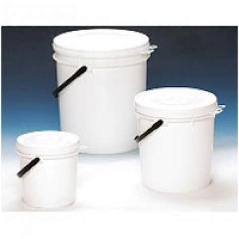 spedizione alimenti n 10 secchiello in plastica per alimenti capienza 10 kg