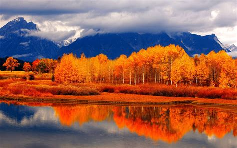 fall landscape wallpapers wallpaper cave