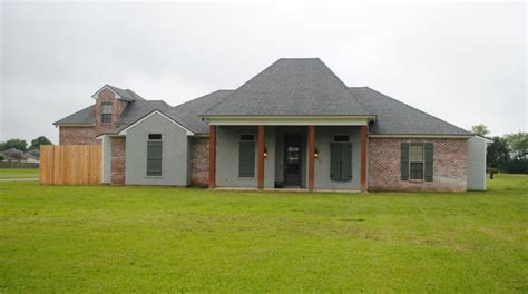 louisiana house house plans lafayette la