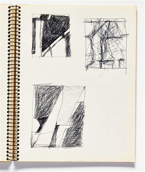 sketchbook color a lifetime of sketchbooks from postwar painter richard