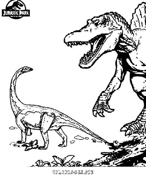 Coloriage Jurassic Park Gratuit 6144 H 233 Ros