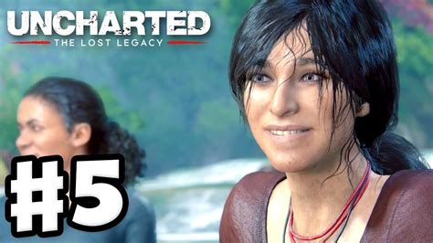 Kaset Ps4 Uncharted The Lost Legacy uncharted the lost legacy gameplay walkthrough part 5 chapter 5 the great battle ps4 pro