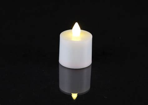commercial grade flameless rechargeable tea light candles
