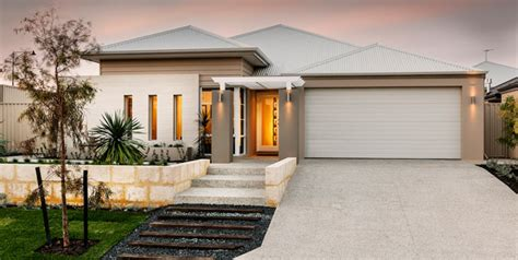 living houses affordable living homes perth western australia new
