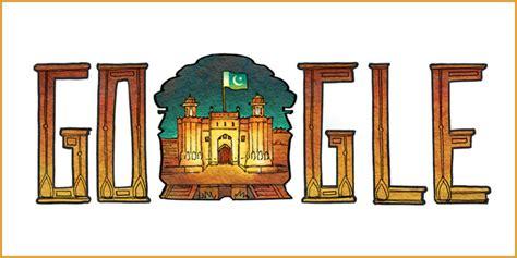 doodle do lahore creates doodle to celebrate pakistan s 68th