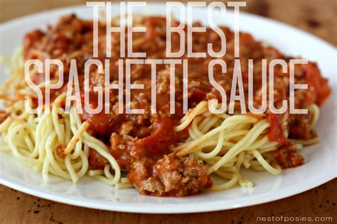 pasta sauce recipes the best spaghetti sauce recipe