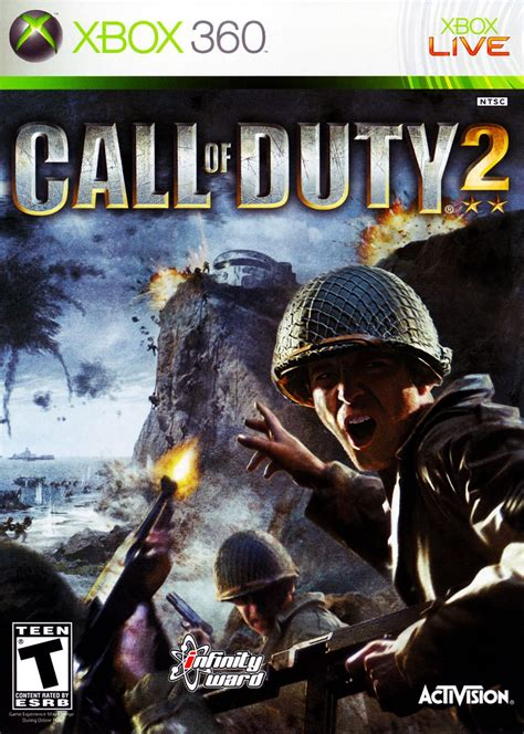 call of duty 2 image call of duty 2 xbox 360 review any game