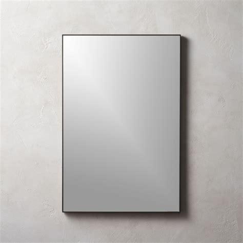 infinity black rectangle mirror  reviews cb