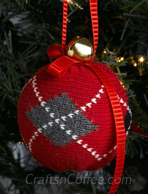diy ornaments from old sweaters christmas ornaments