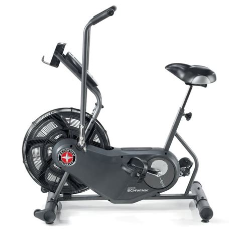 schwinn airdyne fan bike schwinn ad6 airdyne exercise bike review