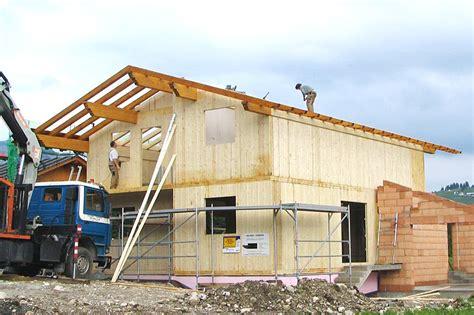 Das Massivholzhaus Erfahrungen das massivholzhaus holzbau zobl gmbh in tannheim